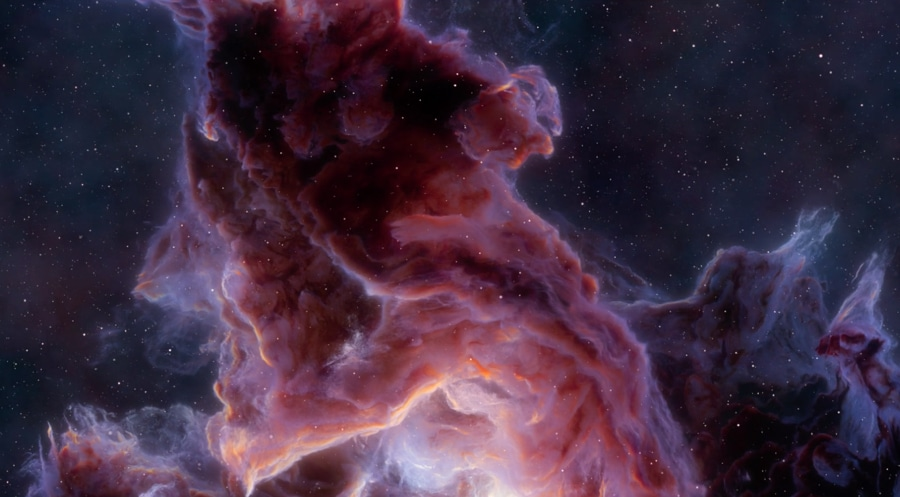 Full Size Van >> NEBULAE – a cosmic meditation | The Kid Should See This