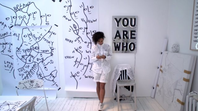 Artist Shantell Martin: Follow the Pen