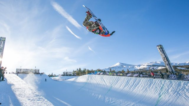 How Chloe Kim made the 2018 Olympic Halfpipe Snowboard Team