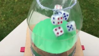 How to make a DIY Dice Shaker