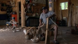 My Father's Tools and the indigenous art of basket weaving