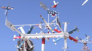 North Carolina's Vollis Simpson Whirligig Park and Museum