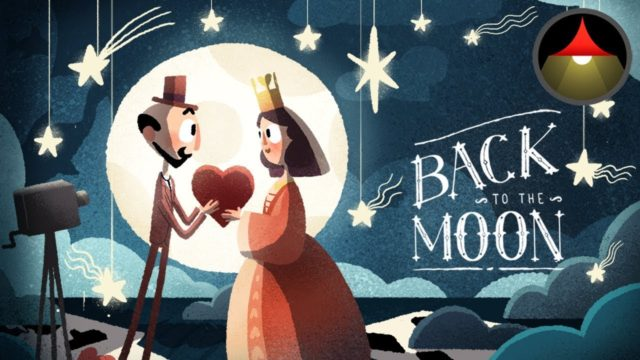 Back to the Moon, a 360° Google Doodle celebrating film director Georges Méliès