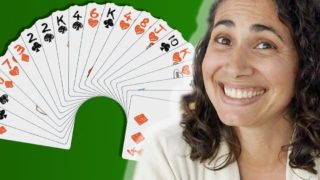 Anastasia Chavez explains the 21-card trick