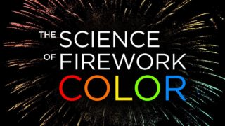 The Science Of Firework Color