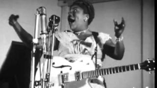 'This little light of mine' performed by Sister Rosetta Tharpe in 1960