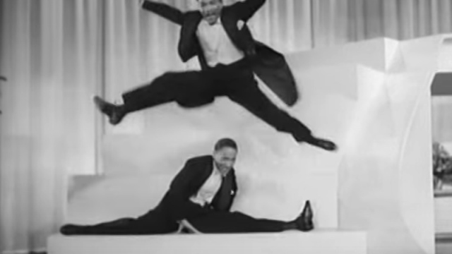 The Nicholas Brothers in the greatest dance number ever filmed