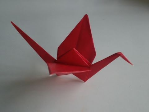 Tavin15s Flapping Bird Japanese Crane Paper Cup Origami The