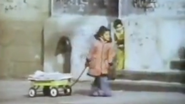 Old paper, new paper, a classic Sesame Street short