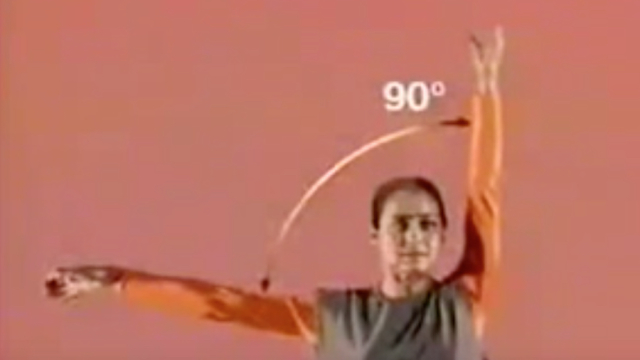Angle Dance, a 80s-style music video by Plane Geometry