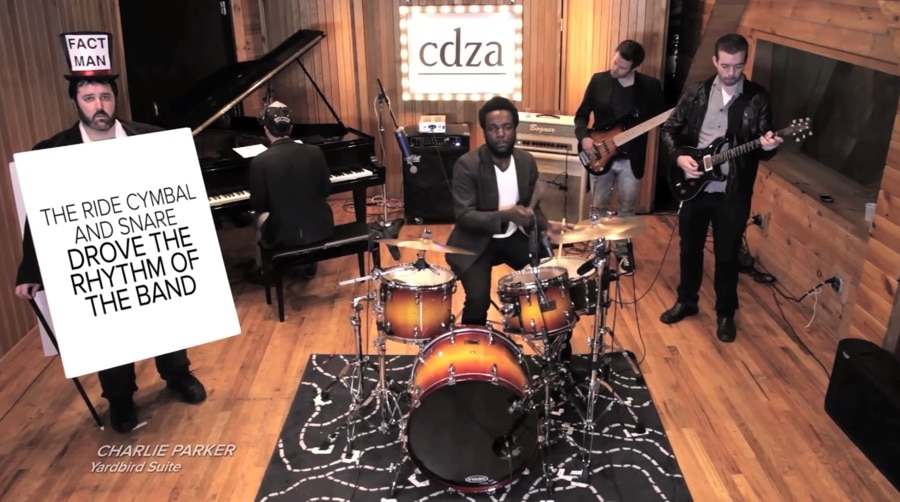 intro to drums by cdza