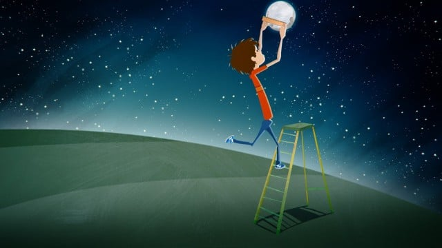 The Moon Illusion – TED Ed
