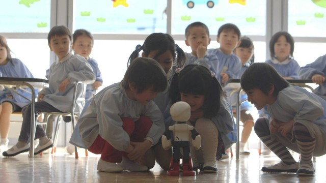 The Kibo Robot Project