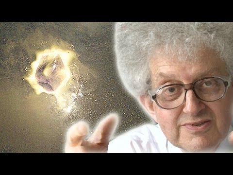 Periodic Table of Videos: Liquid Oxygen (slow motion)