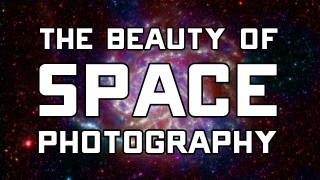 The Beauty of Space Photography – PBS Off Book