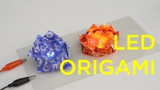 How to Make LED Origami – Adafruit