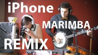 iPhone Marimba Remix