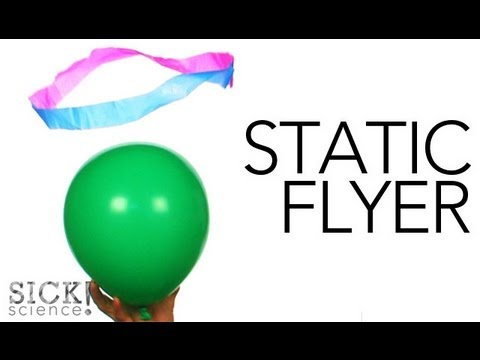 Sick Science! Static Flyer