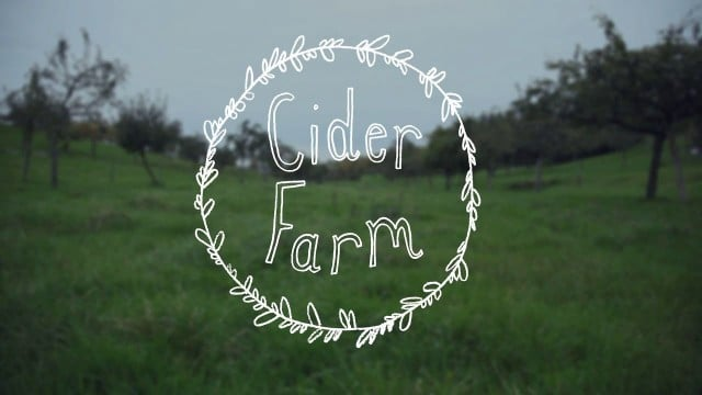 "Olive Us: Cider Farm & how apples are ""picked"" with a tree shaker"