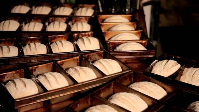 Behind the scenes at Tartine Bread