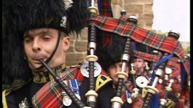The Royal Scots Dragoon Guards' Pipes and Drums