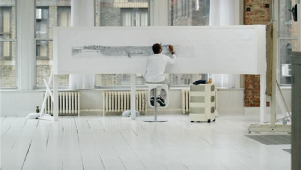 stephen wiltshire draws new york city from memory