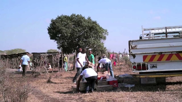 Swaziland teens engineer hydroponic solutions for farmers