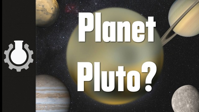 Why isn't Pluto a planet anymore?