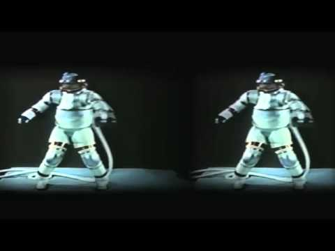 A Spacesuit Ballet – Science Friday
