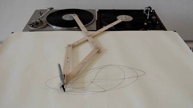 Robert Howsare's Drawing Apparatus