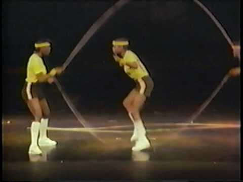 Jazzy Jumpers: New York City Jump Rope Competition