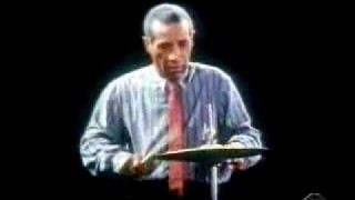Max Roach on the hi-hat