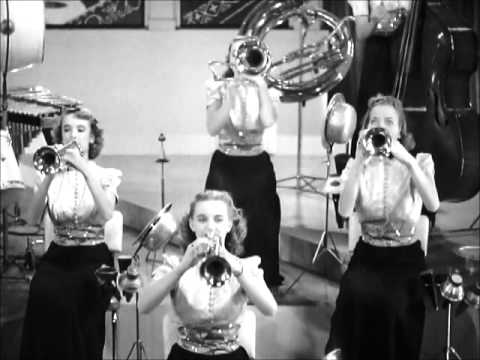 Viola Smith Drums with Frances Carroll & Her Coquettes (1939)