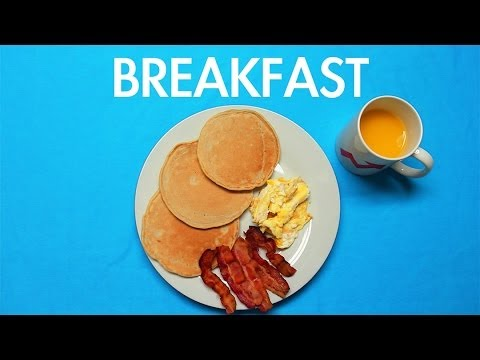 What Does the World Eat for Breakfast?