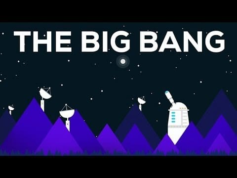 The Beginning of Everything – The Big Bang