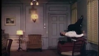 How they made Fred Astaire's famous dance scene in Royal Wedding (1951)