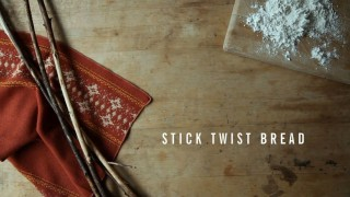 How to Make Stick Twist Bread on the Campfire – Kinfolk