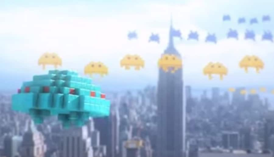 pixels original short