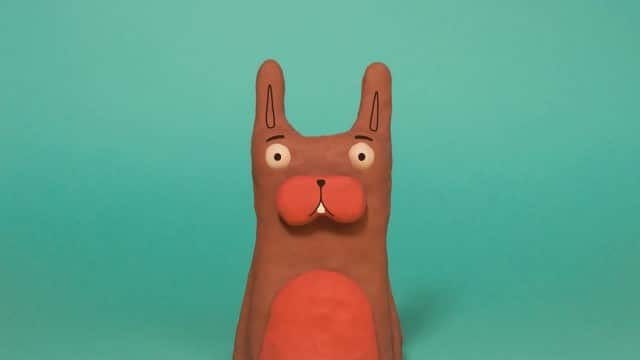 "Changing claymation creature portraits: ""I am a…"""