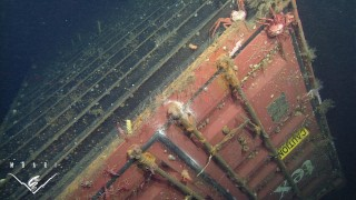 Lost at sea: Researching the impact of sunken shipping containers