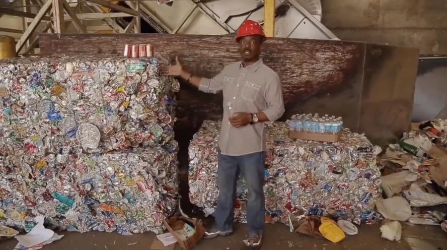 recycling video for kids with levar burton