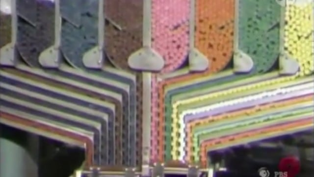 How Crayons Are Made – Mister Rogers' Neighborhood