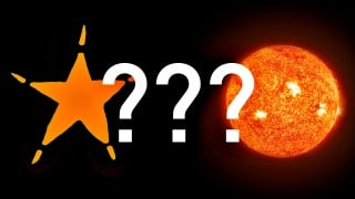 Why are Stars Star-Shaped? –Minute Physics