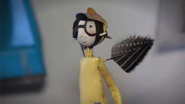 Samantha Bryan's handmade fairies & flying contraptions
