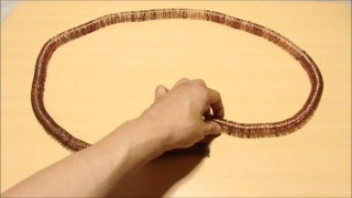 How to Make the World's Simplest Electric Toy Train