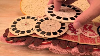 Submarine Sandwich & Western Spaghetti –Stop motion by PES