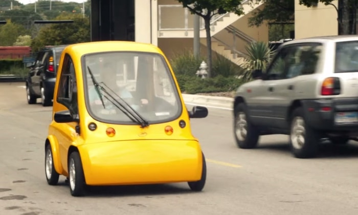 Kid Electric Car >> The Kenguru Wheelchair-Accessible Electric Vehicle - The Kid Should See This