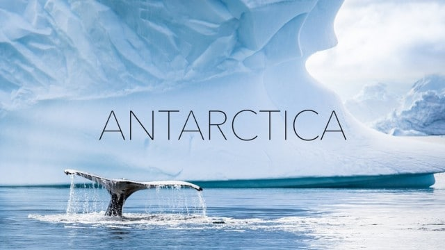 Antarctica by drone – Tour our 5th largest continent from above