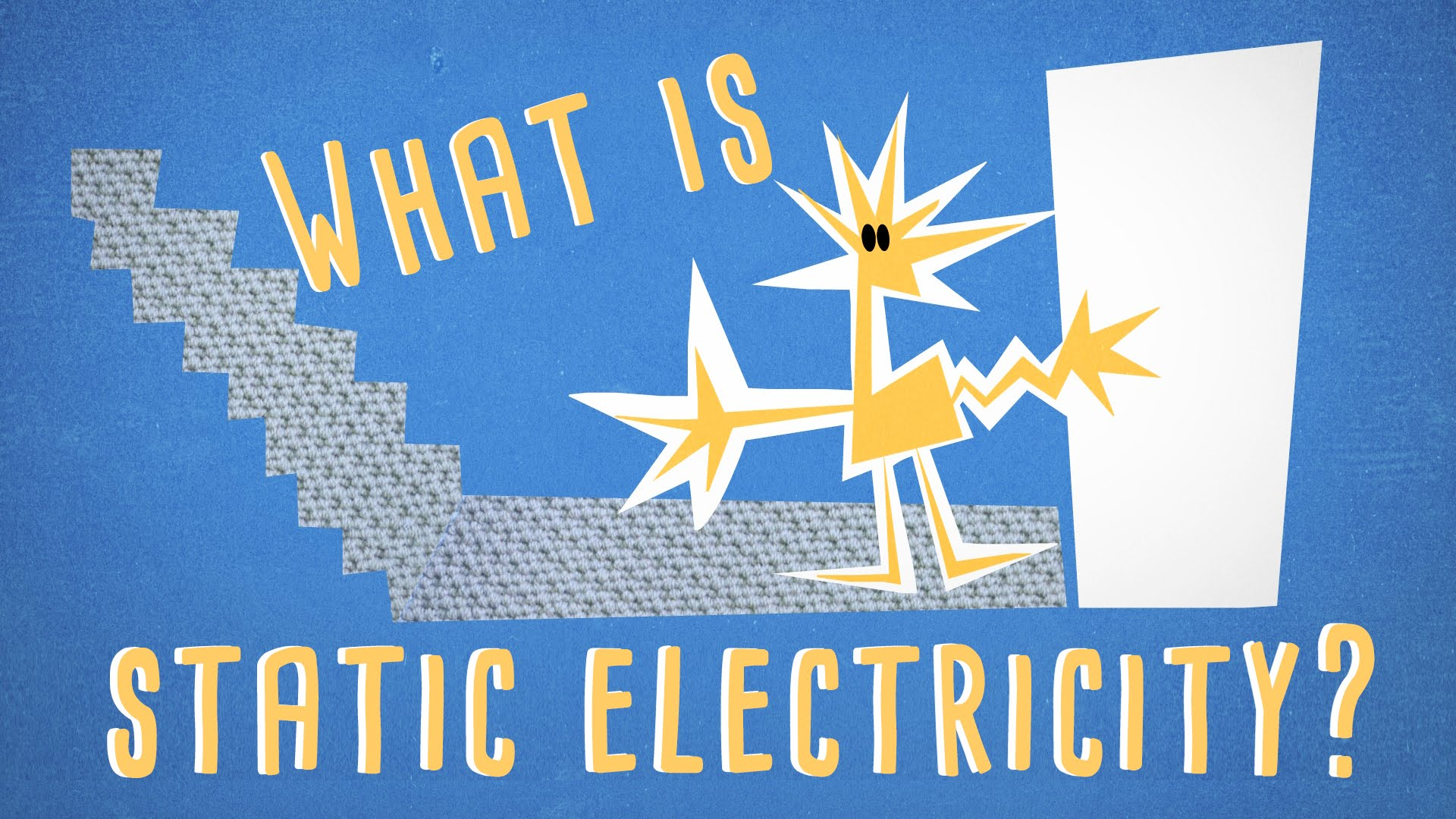 the science of static electricity – ted ed - the kid should see this