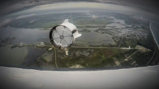 SpaceX Crew Dragon Spacecraft – Pad Abort Test POV video